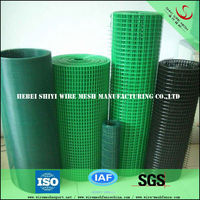PVC coated welded wire mesh roll from China shiyi Mesh