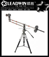 trending hot products Professional carbon fiber photo video dslr small jib crane