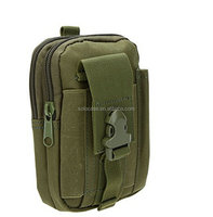 Nylon Molle Outdoor Big Capacity Oversize Tactical Smartphone Holster