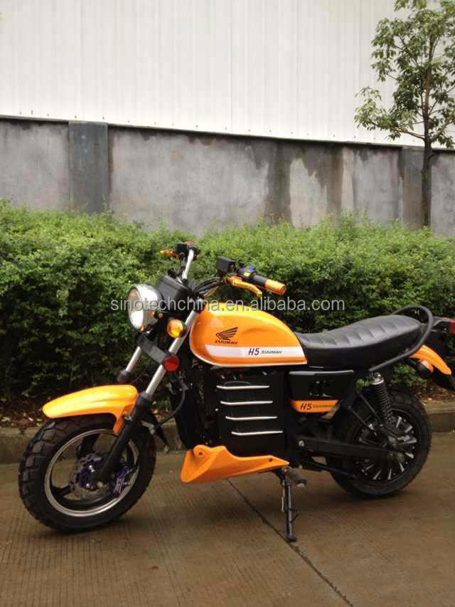 china factory manufacture 2000W classic motorcycle H5