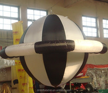 3meter inflatable UFO balloon/helium UFO for sale