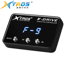 China Market Potent Booster Pedal Throttle Acceleration Fuel-efficient For Honda ACCORD CITY CRV CRZ FIT INSIGHT Car