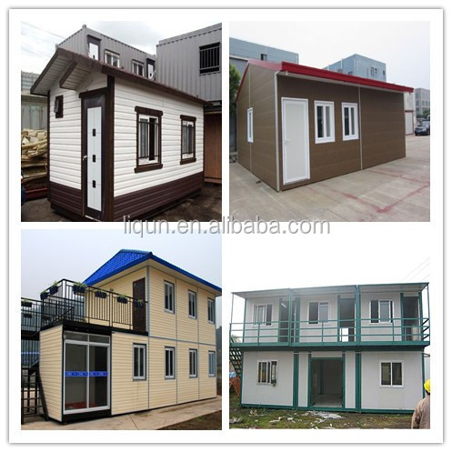 2015 china beijing underground modern prefab brick house for Prefabricated underground homes