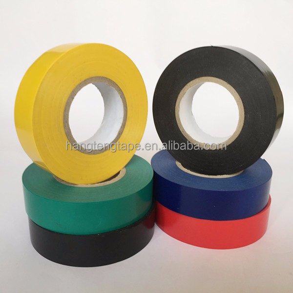 Widely Used Aislante de PVC Electronical Insulation Tape