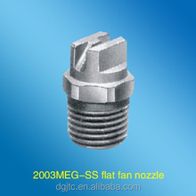 high pressure nozzle(2003MEG+WC-SS)