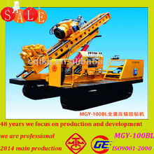 Hot sale in south africa china manufacturer powerful tractor portable water well drilling machine with 40-150m