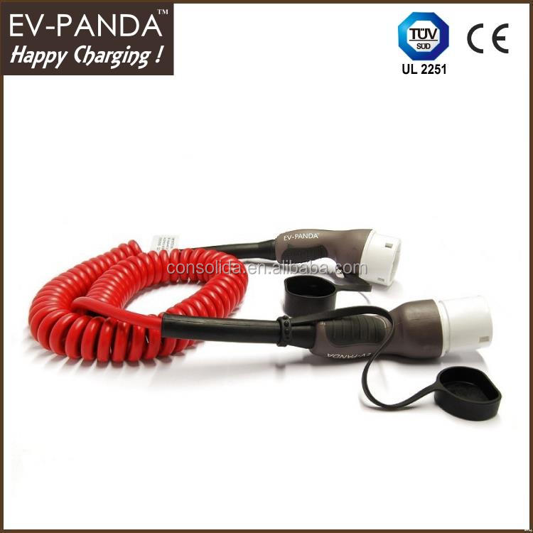Good quality new products j1772 car outlet plug
