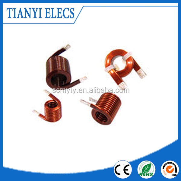 Toroidal RF Inductor with Air Core RF Coil, Custom-made Design, TY006048