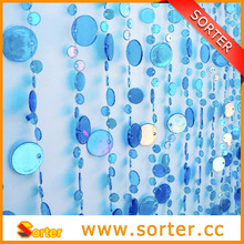 hot sale hanging decorative plastic buble beads curtain string door curtain fly screen