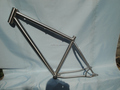 High quality titanium 29er mtb bicycle frame
