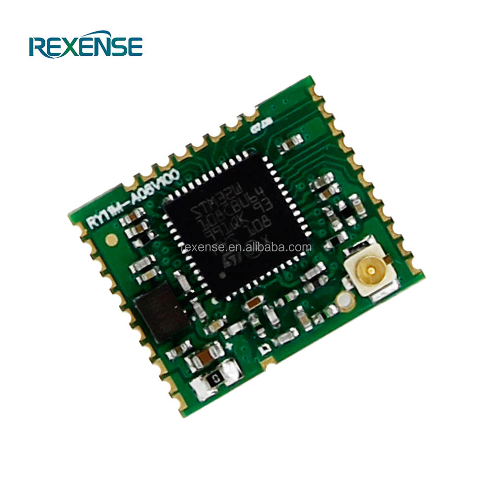 Hot sales Silicon Labs Em357 ZigBee <strong>Module</strong> Ultra small for home automation IoT solution and wireless security system