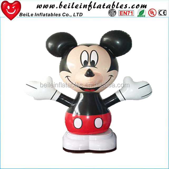 Best Selling inflatable cartoon mickey mouse for outdoor advertising