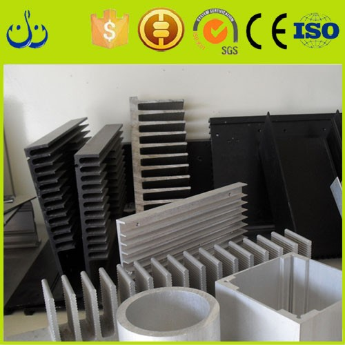 Weight of aluminum section in construction triangle hollow section with competitive prices
