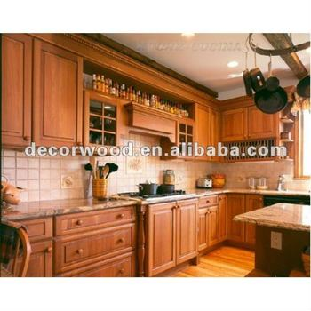 Knocked Down Frameless Kitchen Cabinet Buy Galley Kitchen Cabinets