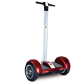 adults and kids big wheel scooter unfoldable 10 inch two wheel smart balance electric scooter with remote key