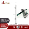 factory supply stainless steel staircases handrails design /outdoor metal stair railing/end rail