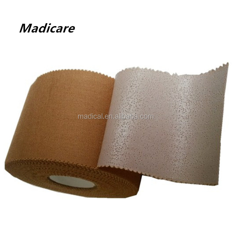 5cm*13.7m Rigid Tape For Football Basketball Microporous Glue Coated Supporting Bandages For Strains And Sprains