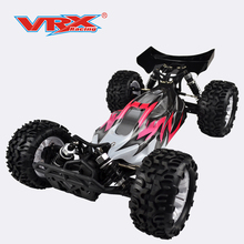 Vrx racing 1/10 RC brushed electric buggy Car, Remote Control 4X4 Electric RC Car