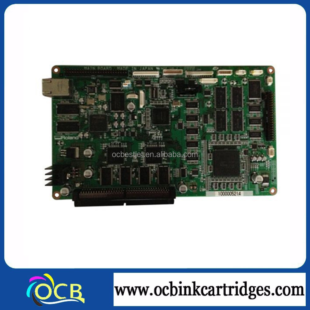 OCBESTJET FOR Roland eco solvent printer spare parts FOR roland FJ-740 printer mother board