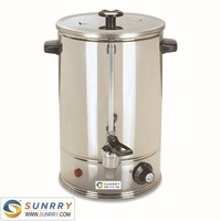 2015 hot sale electric 40L commercial restaurant hot water boiler for CE