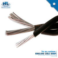 Aluminum Conductor low voltage Overhead ABC/SAX cable