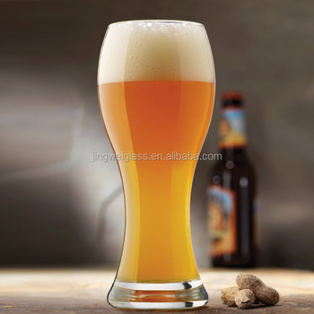 Alibaba China supplier wheat beer glasses for sale