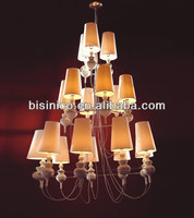 Luxury modern large chandelier pendant lamp, new fashion ceiling light