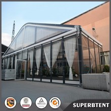 Large arcum hard wall event tent