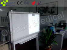 China thinnest/best/brightest ultra-thin LED Medical X-ray Film Viewing Box