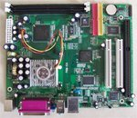 Motherboard 810 with ISA