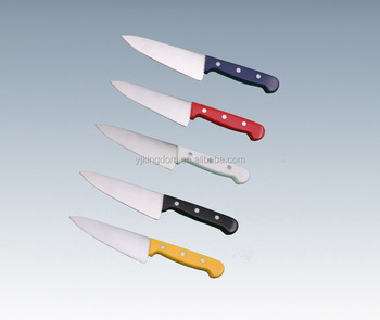 Knife,5 inch Kitchen Knife With POM Handle, Stainless Steel Knife, Free sample knife