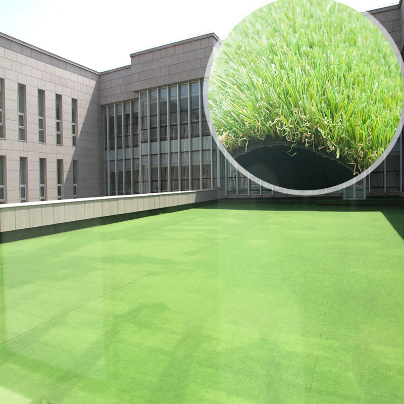 Competitive Price Fire Resistant Artificial Grass For Balcony