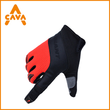 New custom best selling full finger cool touch racing cycling motorcycle gloves