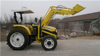 China made CE certificted mahindra tractor front end loader