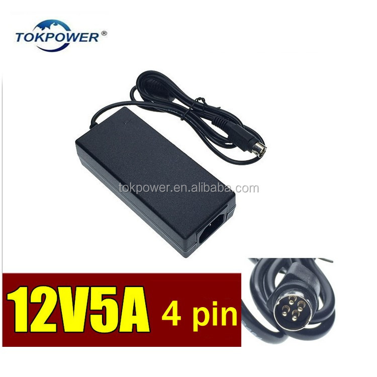 Desktop ac dc adapter 48v 3a switching power supply approved UL,FCC,CE