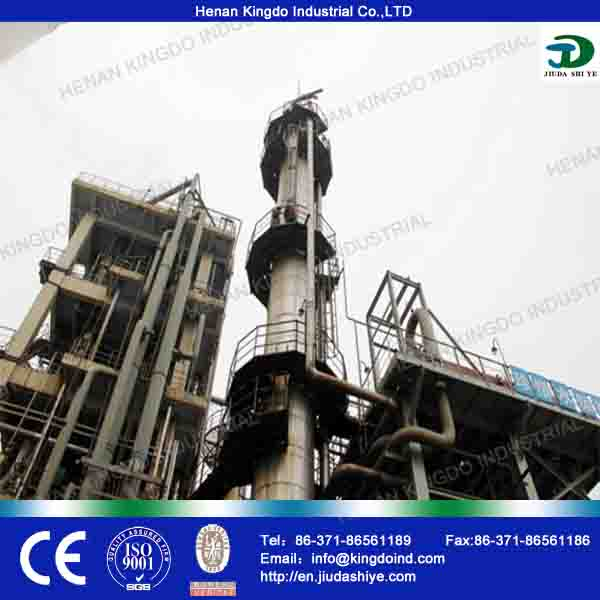 Biodiesel Plant Machine, Used Cooking Oil to Make Biodiesel, Used Soybean Oil Recycling Machine