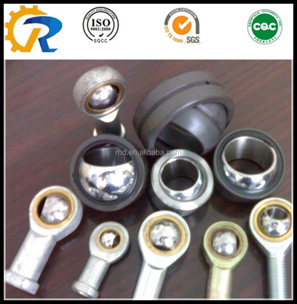 joint bearing knuckle bearing GE25ES GE25ES 2rs with fitting crack