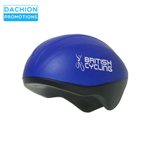 Logo printed Bicycle helmet stress balls