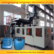 extrusion blow moulding machine / hdpe bottles making machine