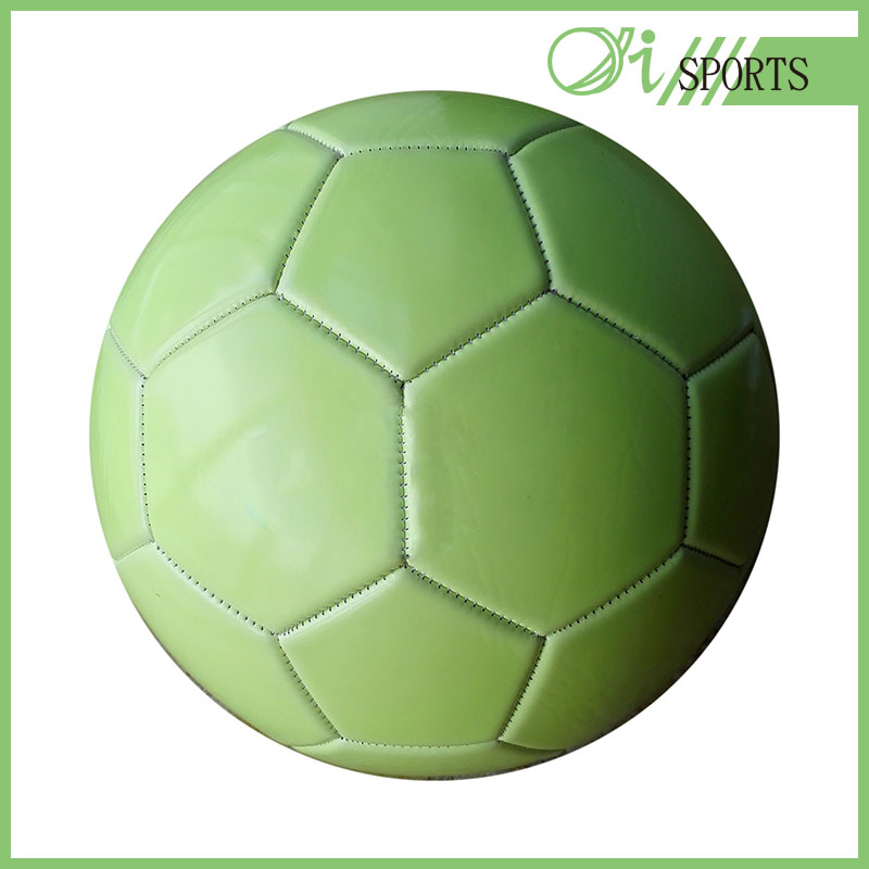 Luminous football light weight led soccer ball