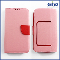 [GGIT] P Universal Leather Flip Case for iPhone for Samsung