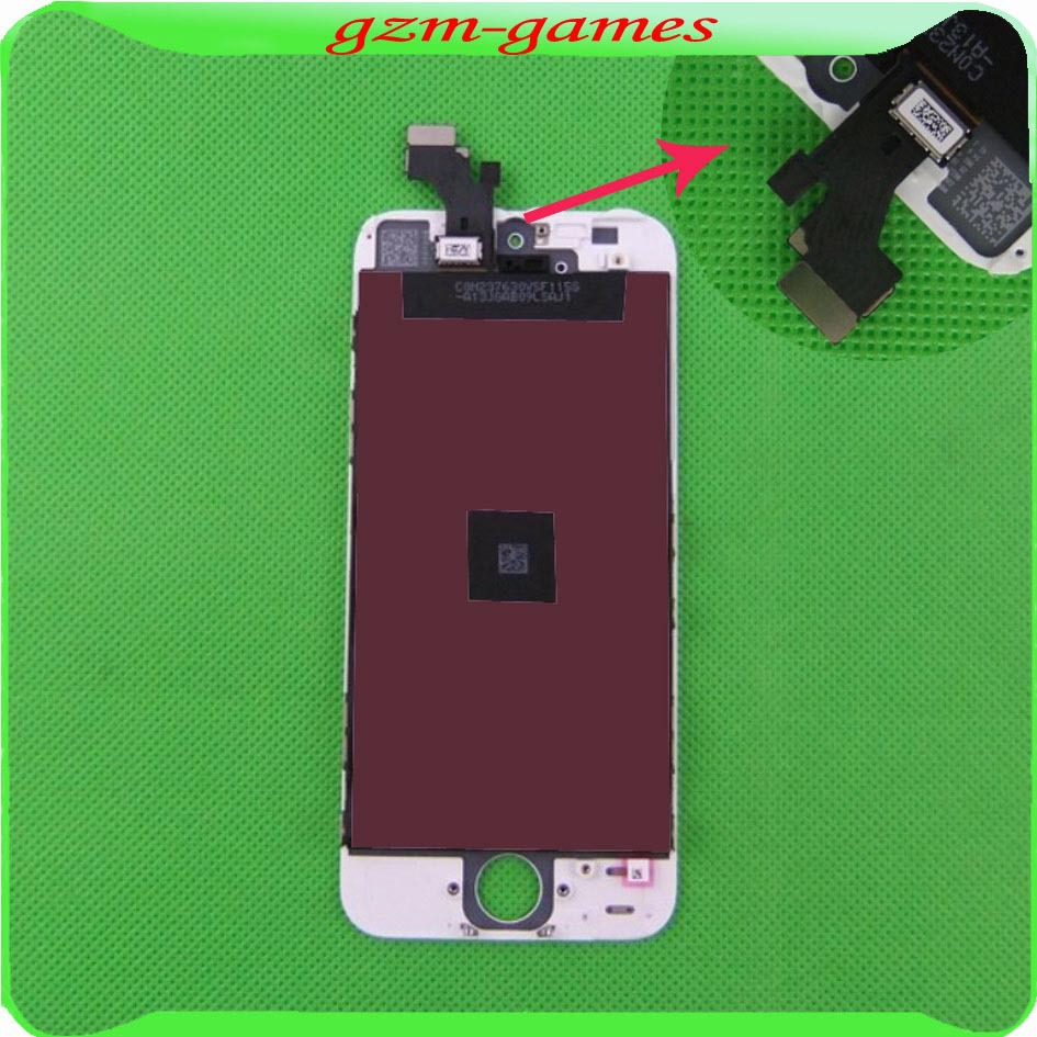 Hot Selling OEM LCD for iPhone 5 LCD, for iPhone 5 LCD Screen, for iPhone 5 Screen