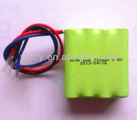 1.2V Nominal Voltage and AA Size lithium batteries
