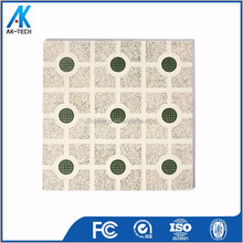 multi type porcelain tile , low water absorb web tile