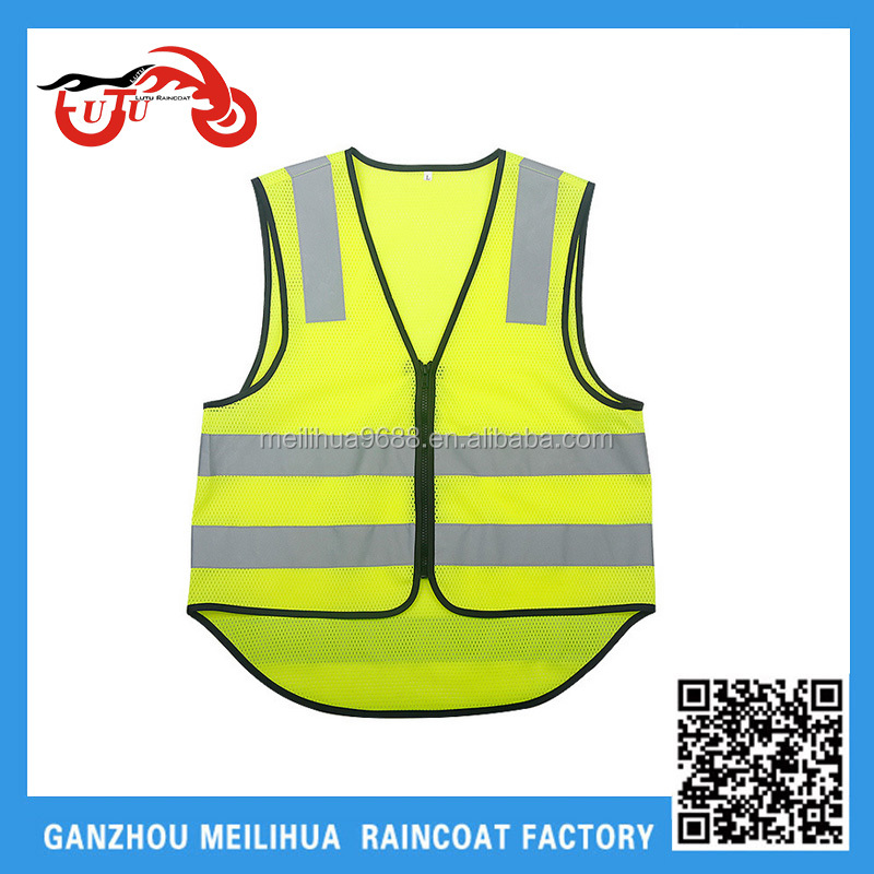 Manufacture Supply EN20471:2013 Standard Led Custom Safety Vest for Sale