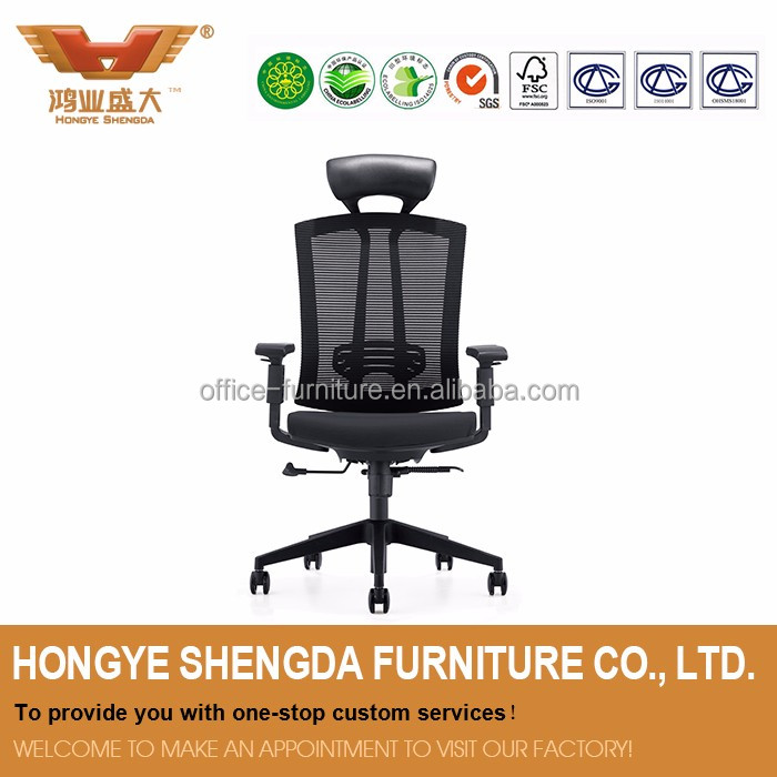 Office Executive Chair design Plastic Office Mesh Chair High-back Office Chair