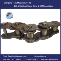 NTL Heavy Duty Cranked Link Transmission Chains MXS1242 Industrial Chain Roller Chain and Bushing Chain
