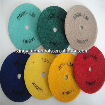discs for marble polishing