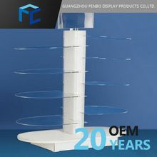 Small Order Accept Professional Factory Professional Supply Custom Acrylic Cake Display Shelf
