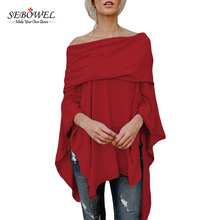 Hot Sale Off Shoulder Designer Casual Blouse